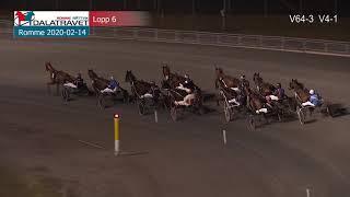 Vidéo de la course PMU PRIX K100