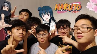 Reunited with the Weeb Squad