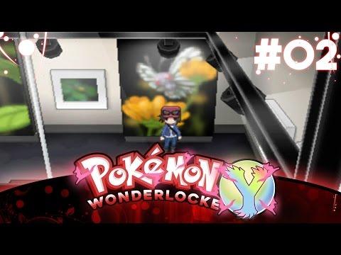 """SLIDE TO THE LEFT"" Pokémon Y WonderLocke With Ace Ep 2"