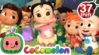Download Funny Face Song + More Nursery Rhymes & Kids Songs - CoCoMelon Mp3 and Videos