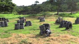 Yopal Paintball Club vs The Undertakers (Arauca) 3