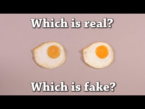 Fun Test: Which is Real? Vol 9