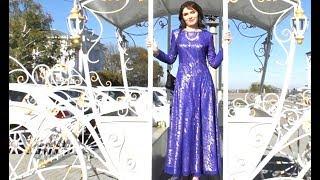 Кружевное платье своими руками. Часть 4.