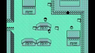 Pokémon Red & Green - Beta Lavender Town Music