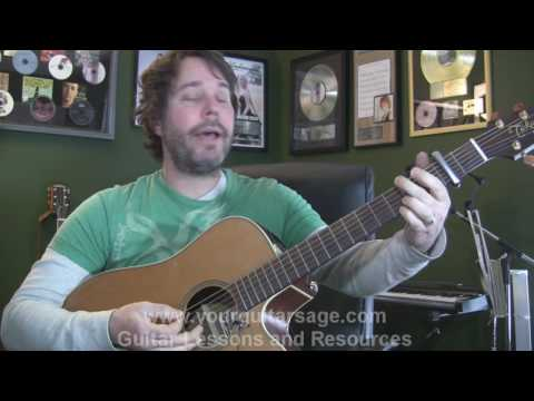 Bubbly by Colbie Caillat - Guitar Lessons for Beginners Acoustic songs