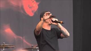 Godsmack - I Stand Alone (Live - Graspop Metal Meeting 2015 - Belgium)