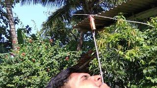 Diwali Rocket Throwing  🎆