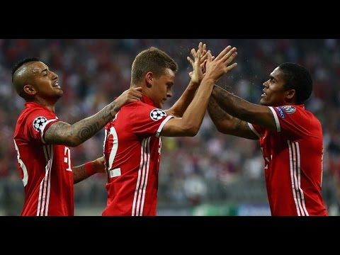Download Bayern Munich 5 - 0 FC Rostov   All Goals and Highlights