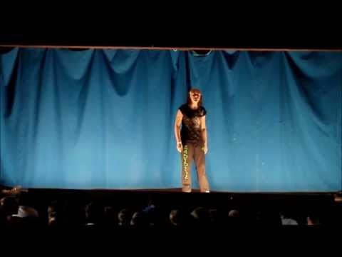 2011, Talent Show, Act 4 - Calyn Wilder