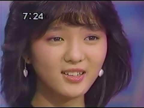 河上幸恵   ☆ ブルー・エトランゼ 1983年