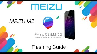 Tutorial Flashing Flyme OS 5.1.6.0G on Meizu M2 Mini without PC (100% Works)