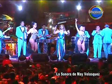 Concierto de Sonora de May Velasquez desde Sumpango Sac.