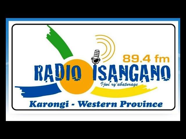 Amakuru ya Radio Isangano 89.4 Fm kuwa  06 Werurwe 2018 20h00
