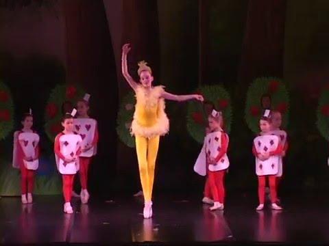 Alice's Adventures in Wonderland live ballet Longmont Colorado part four