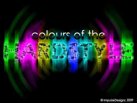 Script Kiddie [DREBEN] - High Voltage MegaMix [ The Colours Of The Hardstyle 05.07.2012 ]