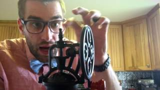 ★ ★ ★ ★☆ Manual Coffee Grinder Coffee Review - Vintage Gourmia Coffee Grinder Spice Hand - Amazon