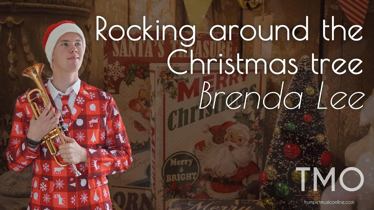 Brenda Lee Rockin Around The Christmas Tree Tmo Cover Youtube
