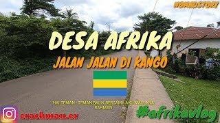 JALAN JALAN DI DESA AFRIKA KETEMU CABE CABEAN  AFRIKA & MALAH DI PALAK ORANG DI JALAN