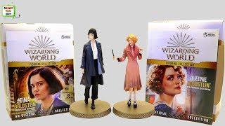 Волшебный мир Гарри Поттер и Фантастические Твари, коллекционные фигурки Eaglemoss