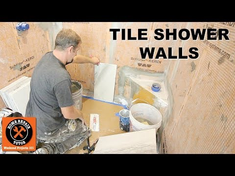 how-to-tile-a-shower-wall...vertical-12x24-porcelain----by-home-repair-tutor