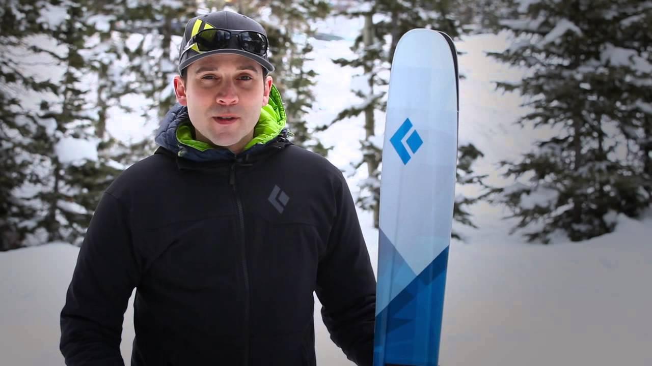 2014 Black Diamond Element Ski Overview