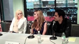 Erika Othen And David Palmer Reality Rocks Celebrity Panel