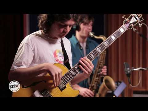 "BADBADNOTGOOD performing ""Confessions Pt II""  on KCRW"