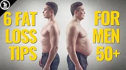 The 6 Foundations for Men Over 50 to Lose Belly Fat