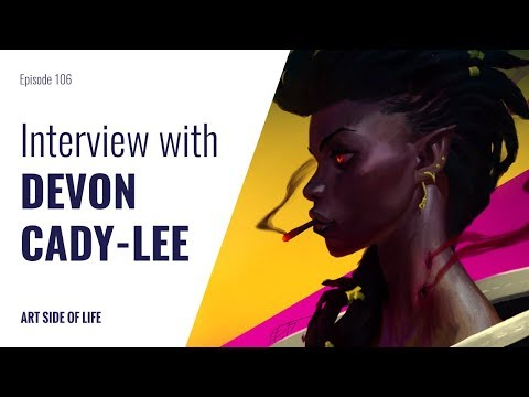 HOW TO DESIGN CHARACTERS -WITH DEVON CADY-LEE (EP.106)