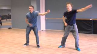 Locking Dance (choreo by Ice&Panchos)