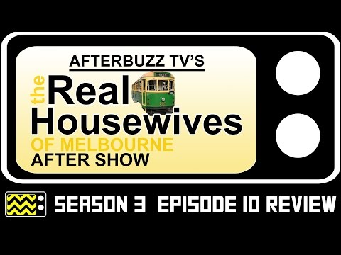 Real Housewives Of Melbourne Season 3 Episode 10 Review & After Show | AfterBuzz TV