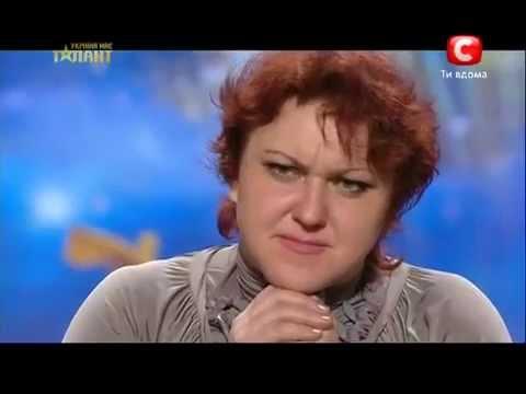 Украна ма талант-5.16.03.2013. Екатерина Соколенко 2