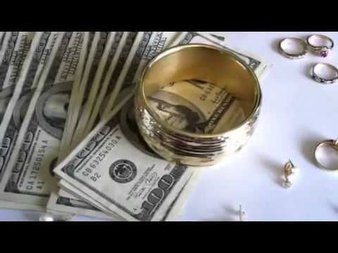 Gold jewelry as an investment 14k rings 18k gold and diamonds YouTube