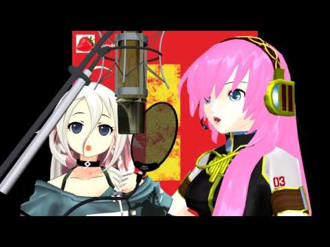 Real Love /Beatles Vocaloid Girls Virtual Reality Cover Band /The Strawberry Feel