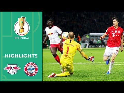 RB Leipzig vs. FC Bayern München | DFB Pokal 2018/19 | Finale