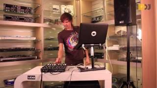 Фото Dj.ru представляет обзор DJ-контроллера XONE:K2 от DJ Космонавта