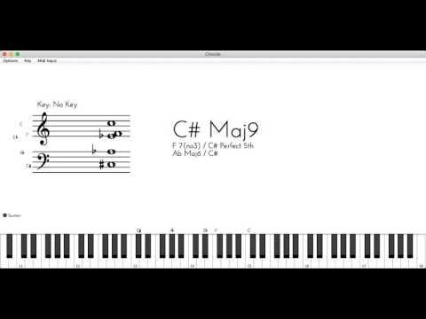 Chordie - Talk Music In Every Key