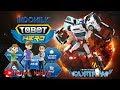 Kekuatan Super Bola Api Tobot Quatran  Indomilk Tobot Hero Gameplay 🎮