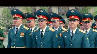 25.06.2016  Выпускной  Московского высшего военного командного училища