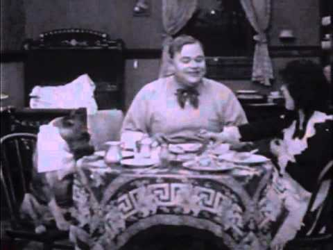 FATTY AND MABEL ADRIFT (1916) -- Roscoe Arbuckle, Mabel Normand, Al St. John, Wayland Trask