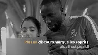 """Le clip de lancement du mouvement """"POSITIVE FOOTBALL"""""""