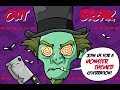 How to Design a Zombie Party Invitation in Photoshop