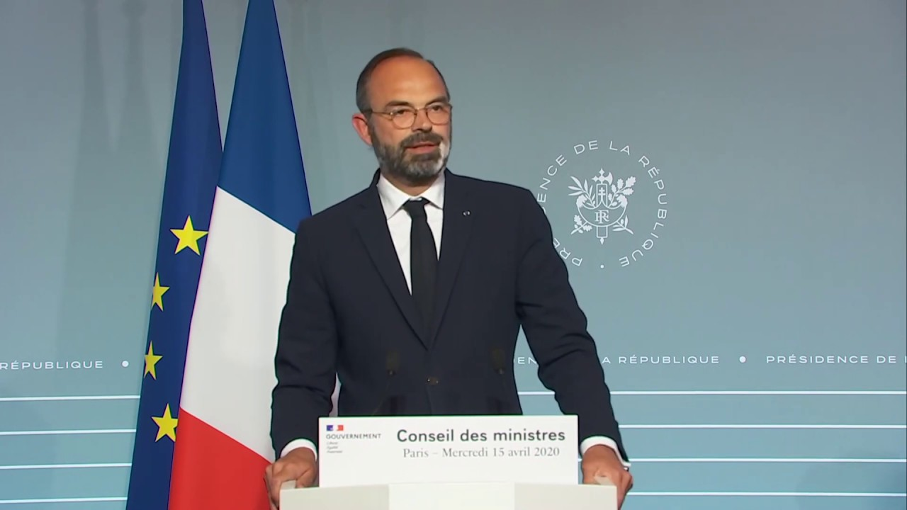 Compte-rendu du Conseil des ministres du 15 avril 2020 #1