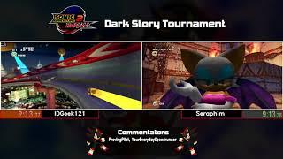 IDGeek121 vs Seraphim.  Sonic Adventure 2 Battle: Dark Story Tournament.