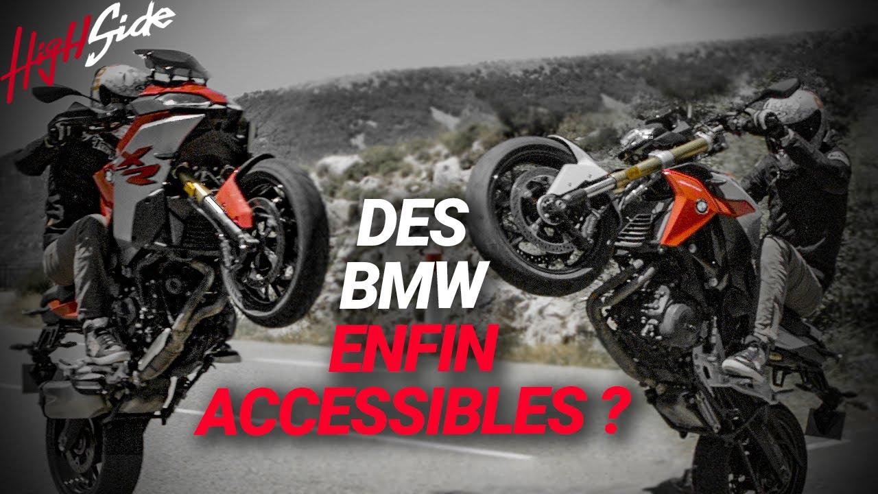 ESSAI - BMW F900R/XR : Des BMW enfin accessibles ?