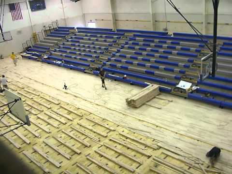 Gym Floor Project