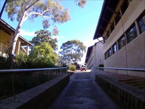 My campus day at Murdoch University