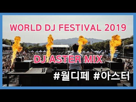 [월디페]World DJ Festival2019'DJ ASTER'