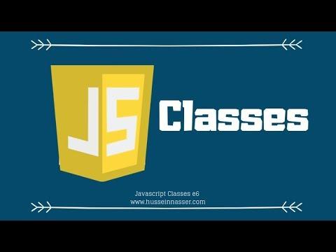 Step by Step Javascript Classes Tutorial 👾☠️🤖 thumbnail