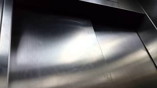 油麻地油蔴地天主教小學舊翼三菱升降機